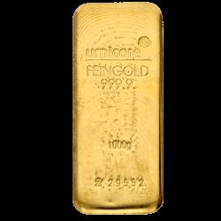 1000 g Goldbarren Umicore-Zertifiziert