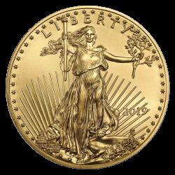 American Gold Eagle 1 oz - Jahrgang zufällig