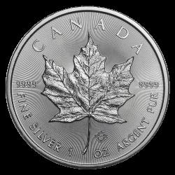Zilveren Maple Leaf 1 OZ divers jaar