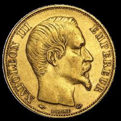 20 Französische Goldfrancs - Jahrgang zufällig