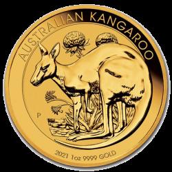 1 oz Gold Känguru 2021
