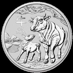 1 oz Lunar Silber 2021