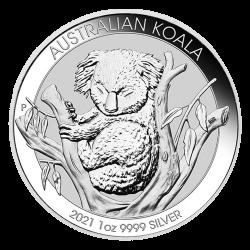 Koala Silber 1 oz 2021