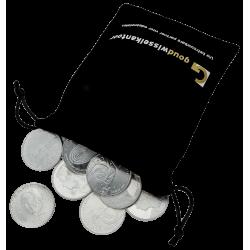 1 Kilo Feinsilber 10 Gulden Münzen Niederlande verschiedene Jahrgänge