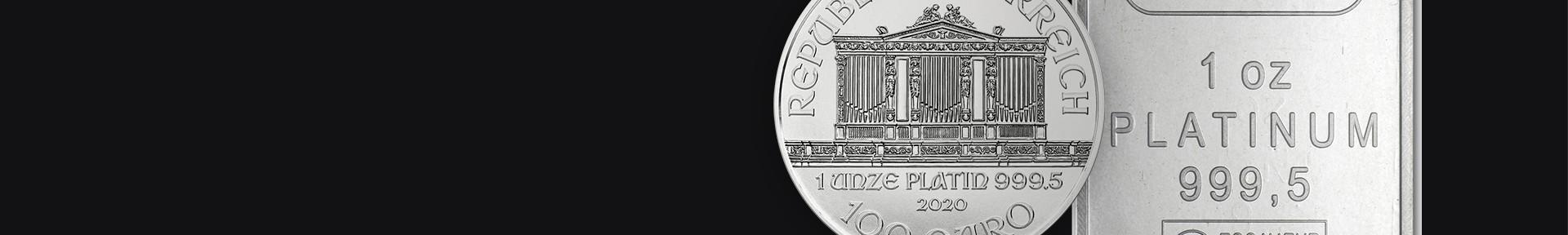Platinmünzen kaufen bei Goldwechselhaus