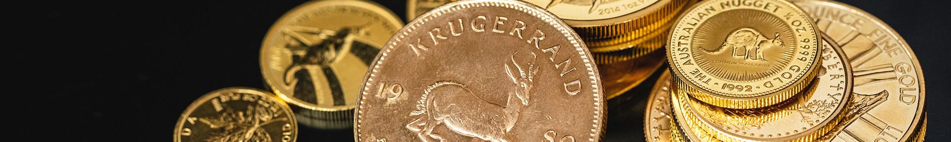 Goldmünzen kaufen bei Goldwechselhaus